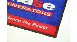 Motif Logo Mat