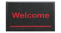 Durable Welcome Entrance Mat