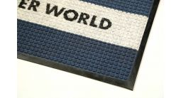 WaterGuard Logo Inlay Mat