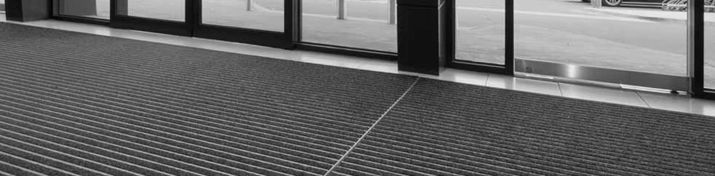 Stop dirt, debris and moisture at the door.
